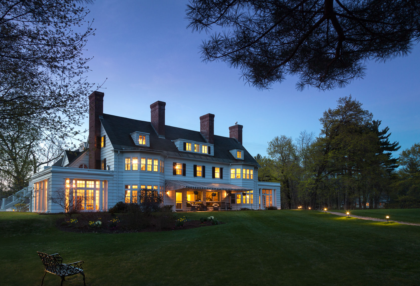 Four Chimneys Inn, VT